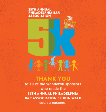 2014 Philadelphia Bar Association 5K Run/Walk